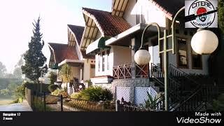 Bungalow 17 citere resort Hotel pangalengan bandung