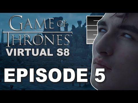 Game Of Thrones Season 8 Episode 5 | Boston University Virtual Final Season
