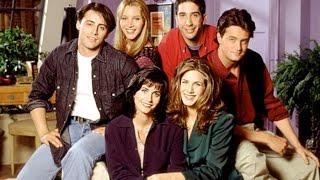 """Актёры сериала """"Друзья"""". 23 года спустя."""