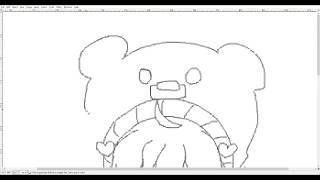 Drawing My Channel Icon's Outline!