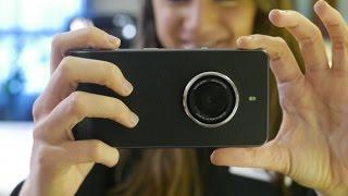 Kodak Ektra pasa de Filtrado a un Movil Oficial
