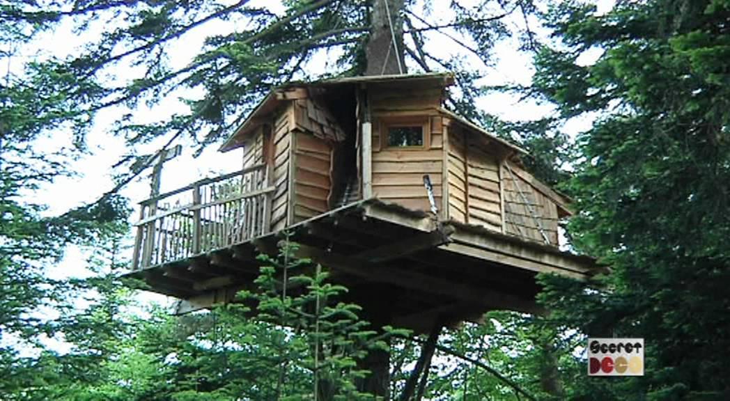 Secretdeco Dort Dans Les Cabanes Dans Les Arbres