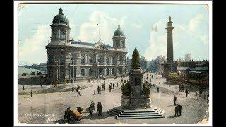КИНГСТОН АПОН ХАЛЛ Обзор исторического города. После Потопа. Север Англии