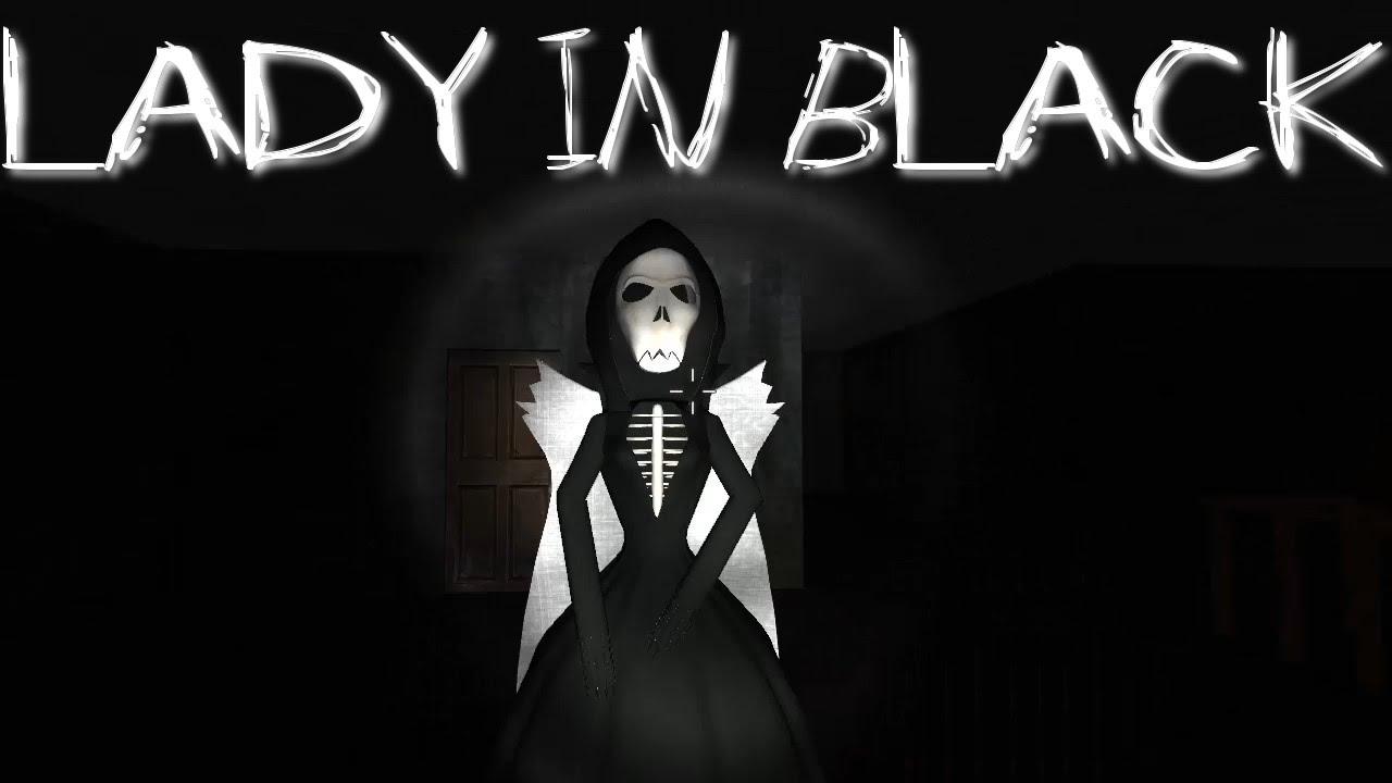 lady in black deutsche version
