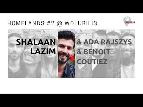 Shalaan Lazim & Benoît Coutier & Ada Rajszys @ Les Ateliers du Temps Libre - Wolubilis Workshop 3D