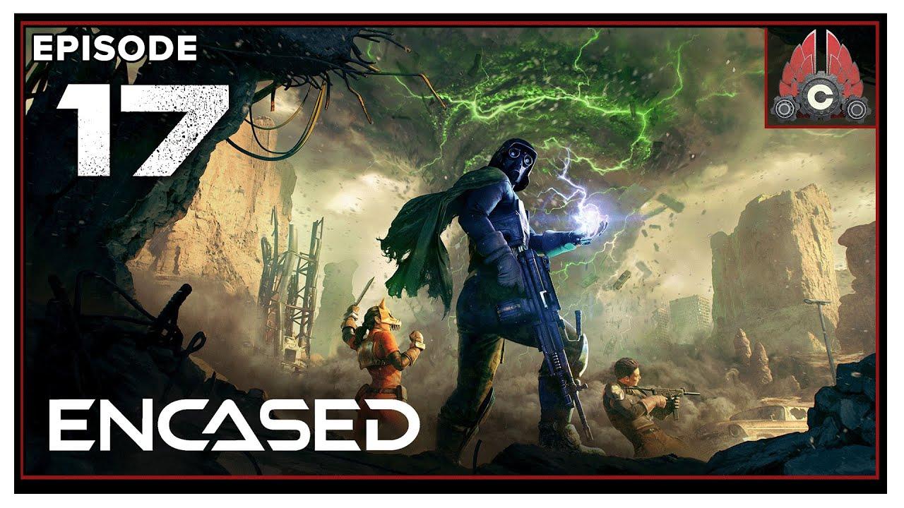 CohhCarnage Plays Encased - Episode 17