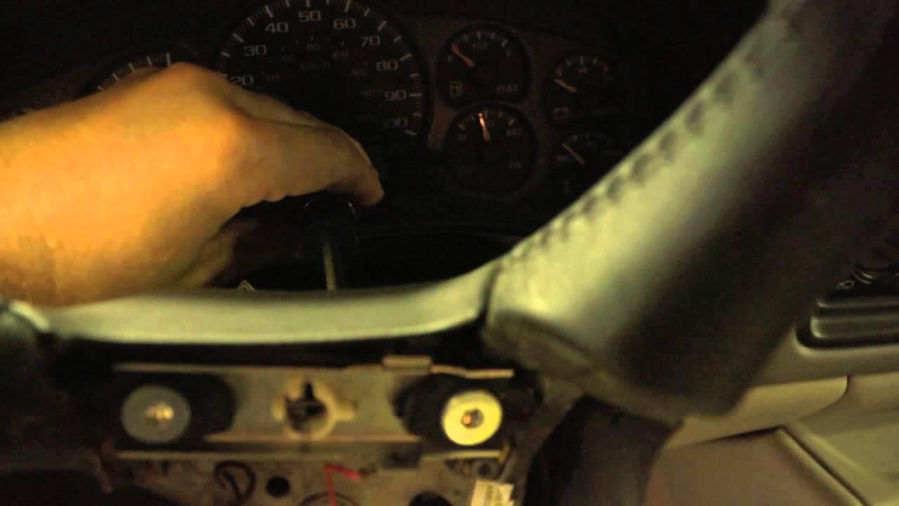 How To Remove Airbag Gmc Youtube 1997 Safari Fuse Box Diagram