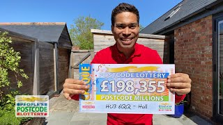 #PostcodeMillions Winners - HU3 6QQ in Hull on 01/05/2020 - People's Postcode Lottery