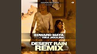 Desert Rain (Official Remix) (feat. Vika Jigulina)