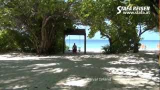 STAFA REISEN Hotelvideo: Insel Royal Island, Malediven