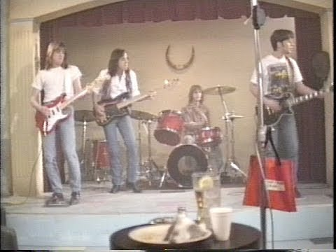 "Northern Pikes - ""She Ain't Pretty"" One Take Performance During Video Shoot - 1990-02-11"