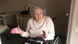 Immeuble évacué rue Samonzet à Pau : Lucienne, 94 ans, témoigne