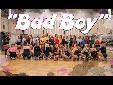 """""""Bad Boy"""" Twerk Choreography By Tinze / Tinze Twerk Studio"""