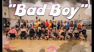 Bad Boy twerk choreography by Tinze / Tinze Twerk Studio