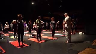 Yoga concerten met Mark van de Leur en vrienden