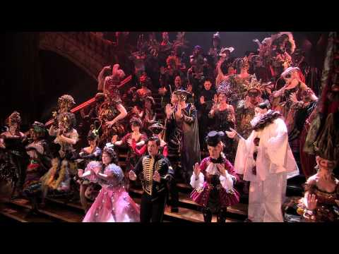 The Phantom Of The Opera On Broadway - New York City