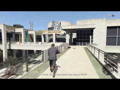 GTA V: Federal Investigation Bureau