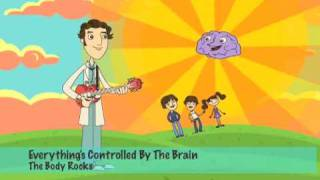 Everythings Controlled By The Brain::The Body Rocks