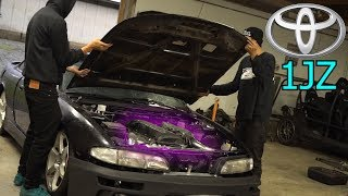 homepage tile video photo for CHOW'S 1JZ S14