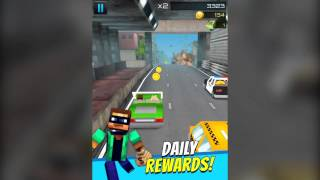 Free Cops & Robbers Racing Game for Android & IOS - Robber Race Escape - (Monaco)
