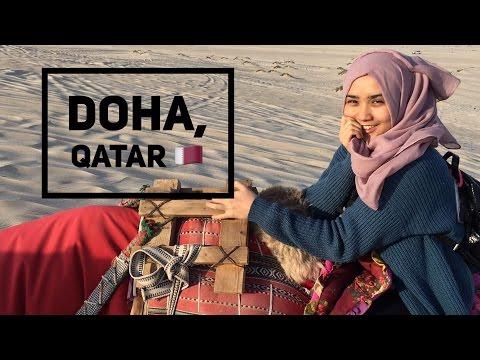 Travel Diary || Qatar.