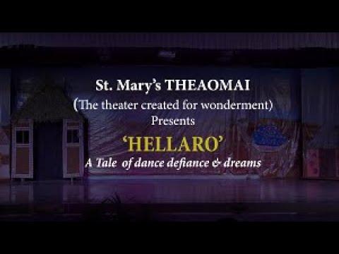 HELLARO Part 2 By St. Mary's THEAOMAI
