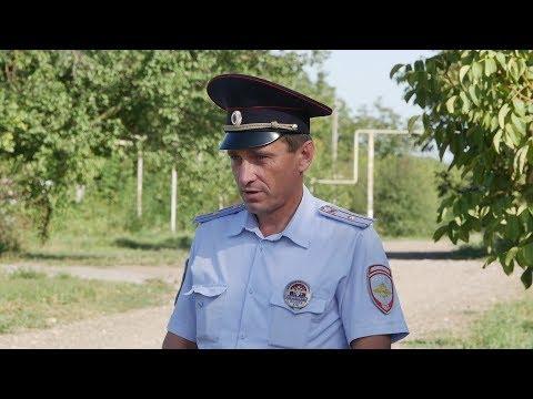 Кореновск. Олег Назаренко - «Народный участковый».