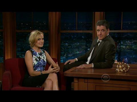 Late Late Show with Craig Ferguson 2/23/2012 Malin Akerman, Jon Ronson