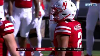 2018 - Minnesota at Nebraska