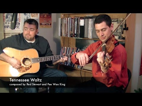 """""""Tennessee Waltz"""" with fiddle champion Alan Watts"""