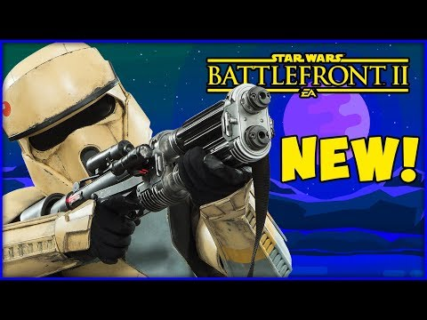 Star Wars Battlefront 2 - Specialist Rampage! thumbnail