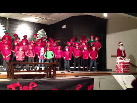 Shoal Creek Elementary - 2nd Grade Christmas Musical