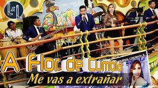 VIDEO: ME VAS A EXTRAÑAR (L&L) - A FLOR DE CUMBIA EN VIVO