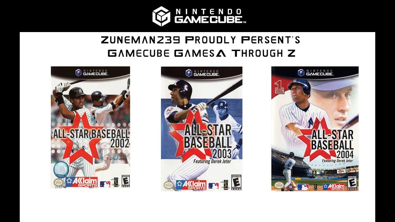 all star baseball 2002 2003 2004 youtube