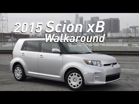 2017 Scion Xb Walkaround You