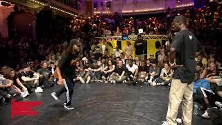 Alex the Cage vs Ben JUDGE BATTLE Hiphop Forever - Summer Dance Forever 2017