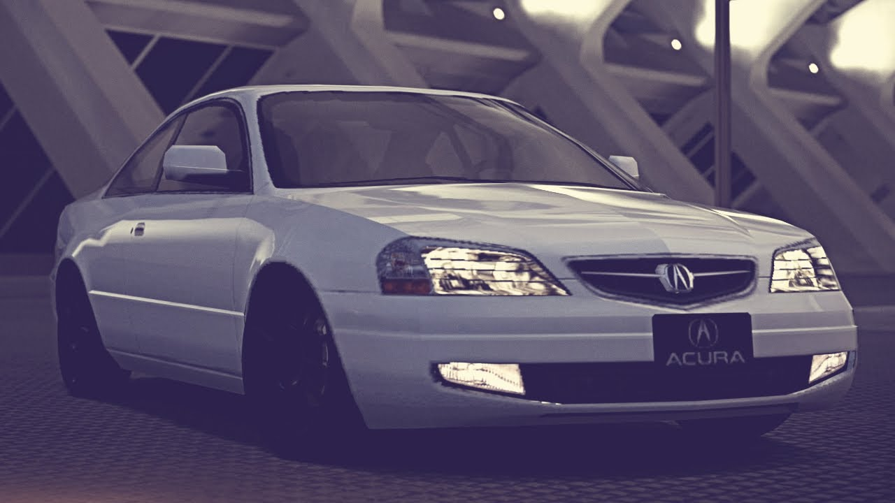 (GT6) Acura CL 3.2 Type-S '01 - Exhaust Comparison - YouTube