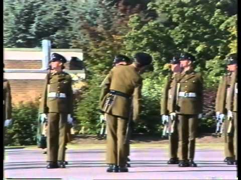 Royal Signal Recruitment Video 1988 Catterick