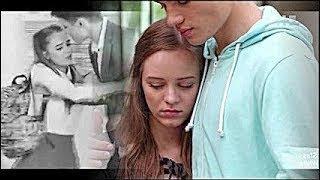 «История Дани и Ники» ( +Паша) | сериал Школа