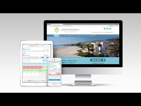 Vacation Rental Desk Websites & Booking Software