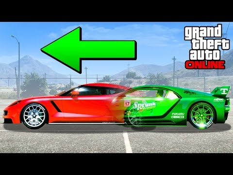 GTA 5 - AWESOME INFECTED CUSTOM GAME MODE (GTA Online Funny Moments & Fails)