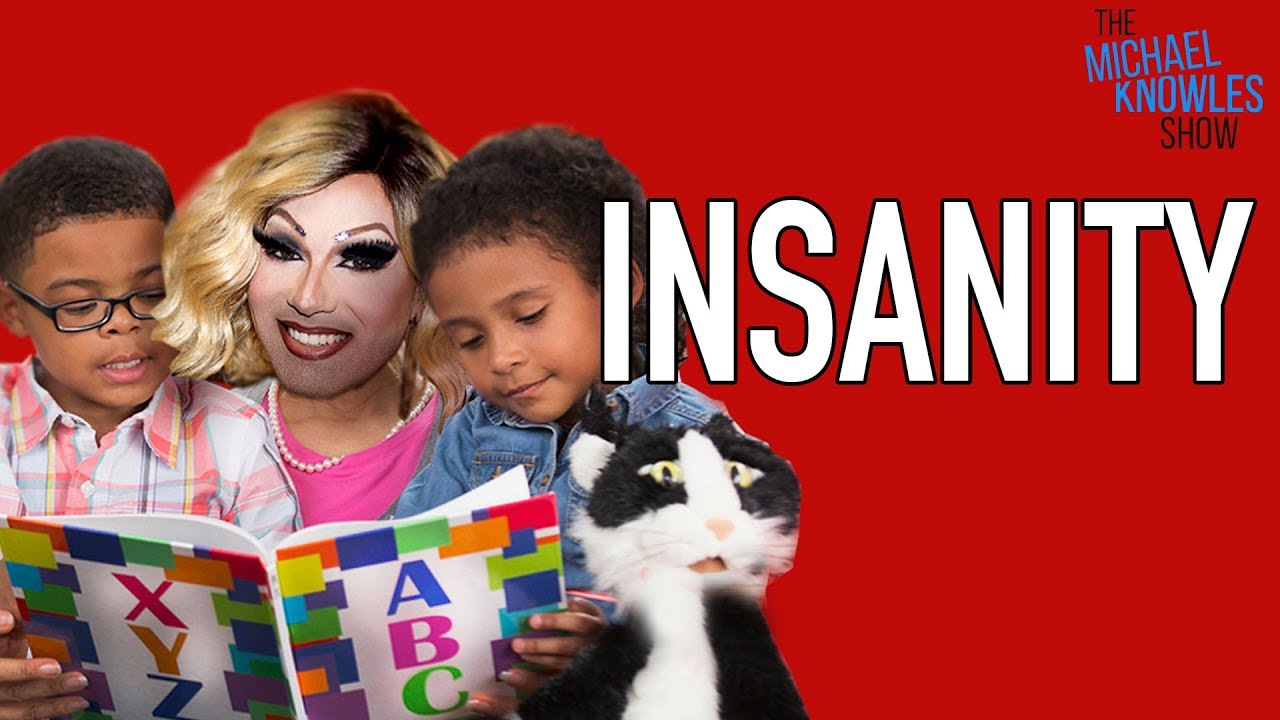 Insanity At This Drag Queen Story Hour For Kids