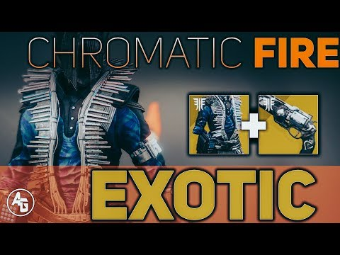 Chromatic Fire Review (Warlock Exotic Chest Armor) | Destiny 2 Forsaken
