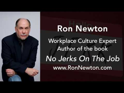 Hiring managers and college students | Ron Newton discusses live on the radio