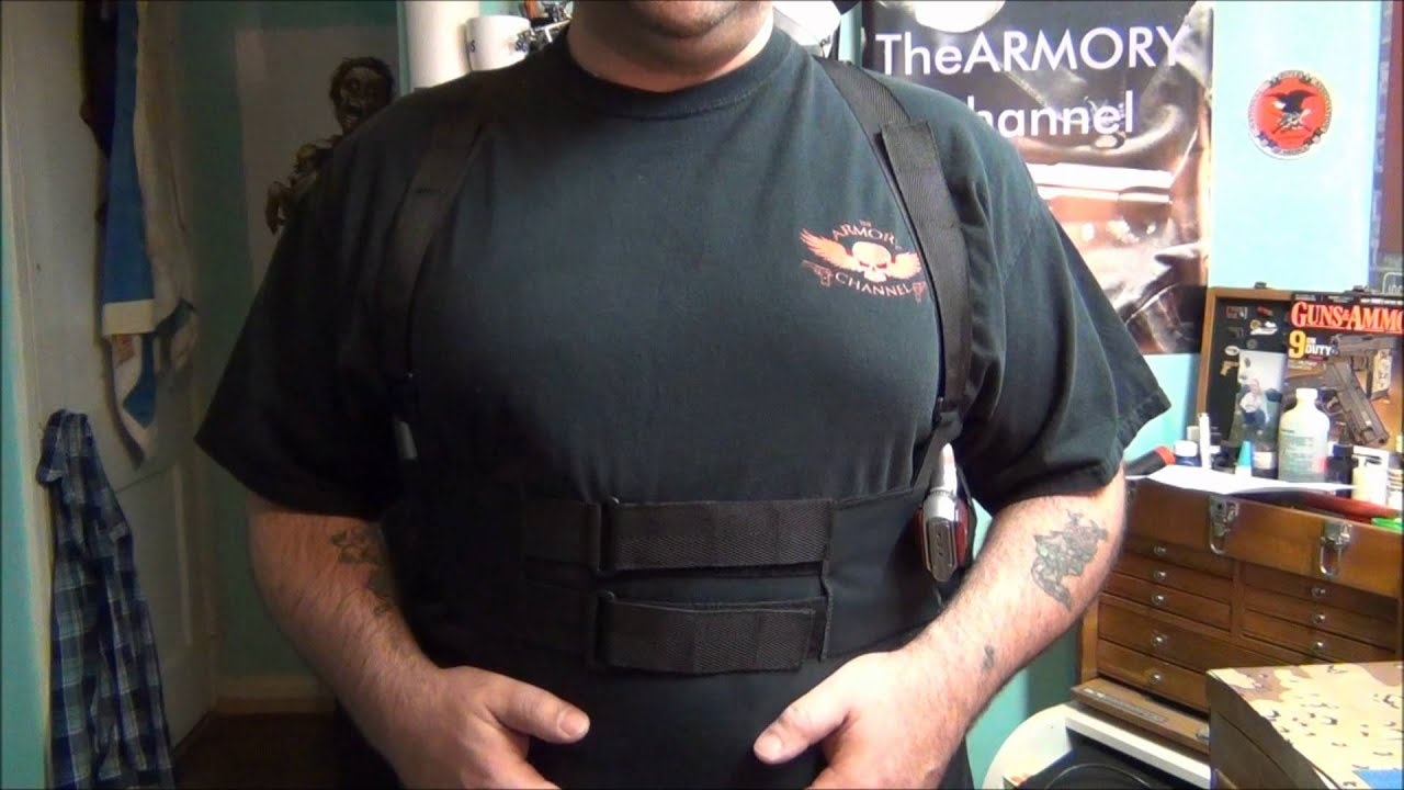 Deep Conceal Holsters - YouTube
