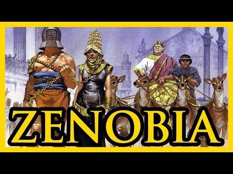 zenobia:-las-mujeres-que-desafiaron-a-roma