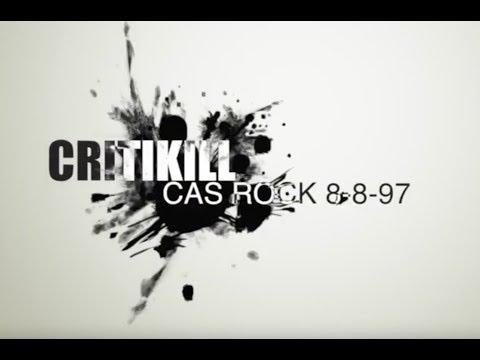 "Critikill at the ""Cas Rock"" Edinburgh 1997"
