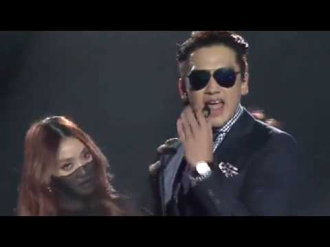 140327 QQ Music Awards Rain 30 Sexy + La Song