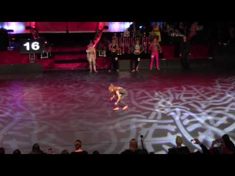 Yuliya Mel`nik, Disco Freestyle - Disco WC 2016