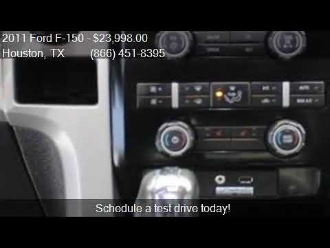 2011 Ford F-150  for sale in Houston, TX 77598 at Texas Auto